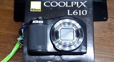 COOLPIX L610